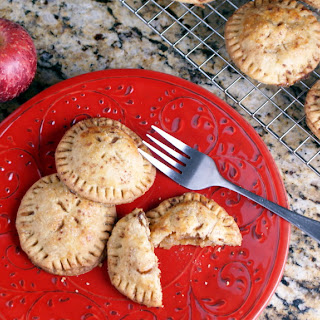 Caramel Apple Mini-Pies
