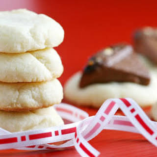 Shortbread Cookies.