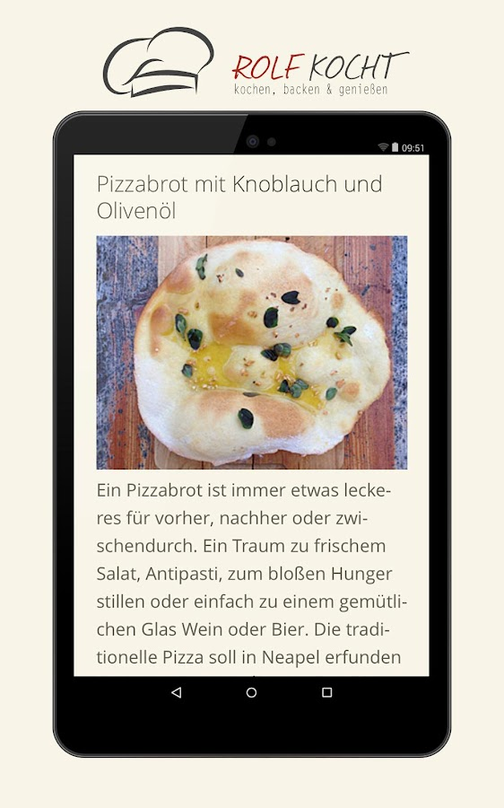 Rolf kocht - kochen & backen- screenshot