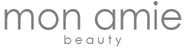 Mon Amie Logo for Mon Amie Beauty Salon in Reigate, Surrey