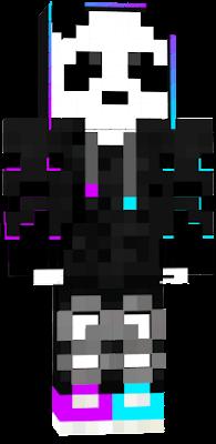 ce panda est pro gamer