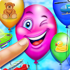 Balloon Popping Games For Kids icon