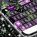 Teclado Floral Butterfly icon