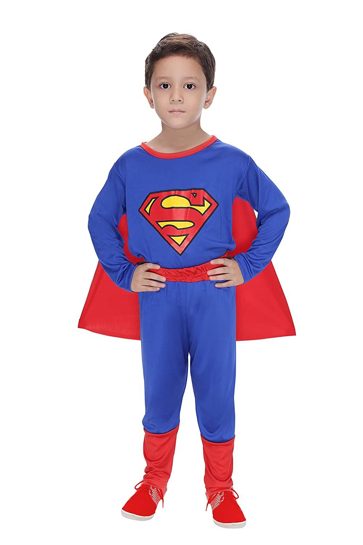 Super Man Costume For Kids