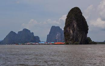 Photo: Muslim floating village