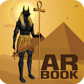 Ancient Egypt AR Book.