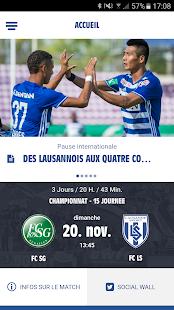 FC Lausanne-Sport - náhled