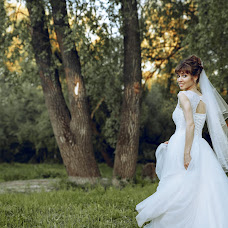 Wedding photographer Svetlana Matrosova (SvetaELK). Photo of 03.09.2018