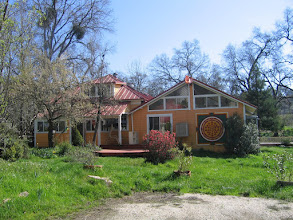 Photo: Yoga Farm, Grass Valley, CA - Main house