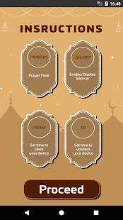 Auto Prayer Time Silencer for PC-Windows 7,8,10 and Mac apk screenshot 1