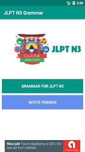 JLPT N3 Grammar - náhled