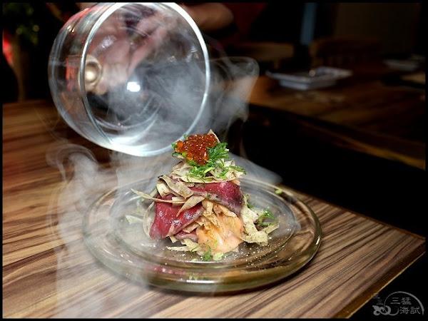 創作串燒 野崎~多樣化的日式串燒+創意料理+日式風格裝潢+日本服務人員,前所未見的創意料理居酒屋!東區居酒屋