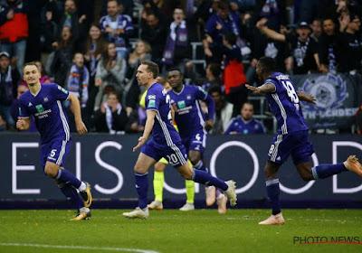 Un Sven Kums en forme gantoise offre la victoire à Anderlecht face aux Buffalos