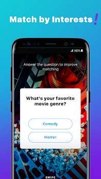 CONNECT: Matching People by Interests