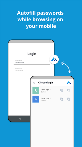 PassCamp - Password Manager for Teams screenshots 6