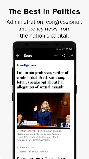 The Washington Post screenshot 4