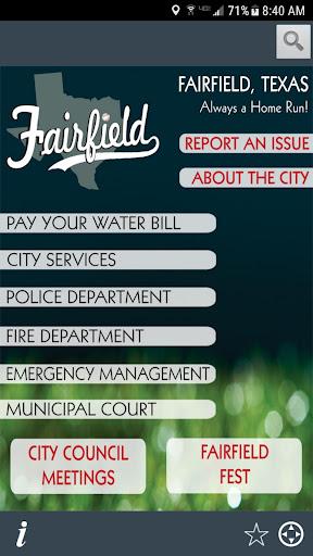 Go Fairfield Texas  screenshots 2