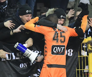 "Victor Osimhen : ""Charleroi ne veut pas me garder"""