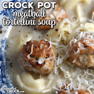 Crock Pot Meatball Tortellini Soup Recipe