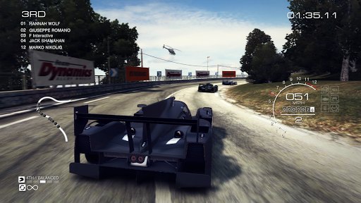 GRID™ Autosport - Online Multiplayer Test 1.7.1RC1-android screenshots 2
