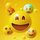 Emoji Glitter Wallpaper Background for PC-Windows 7,8,10 and Mac
