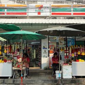 【世界のコンビニ】タイには店員さんが料理をするセブンイレブンがある!?