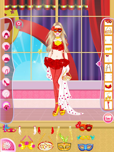 玩免費休閒APP|下載Mafa Masquerade Dress Up app不用錢|硬是要APP