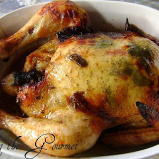 Curry and Sage Chicken