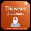 Diseases Treatments Dictionary (Offline) icon