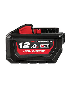 Batteri M18 HIGH OUTPUT™ 12.0Ah