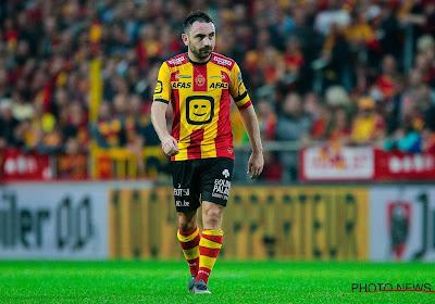 Onur Kaya behoort tot de wedstrijdselectie voor Moeskroen - KV Mechelen