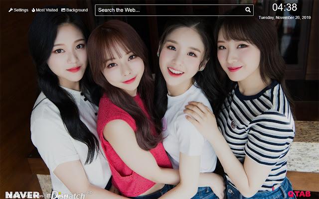 Hyunjin loona Wallpapers HD New Tab