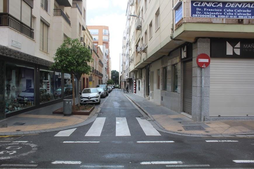 Calle Álvarez de Castro.