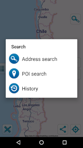 Map of Chile offline 1.5 Mod APK Updated Android 2