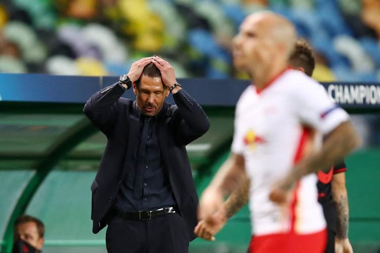 Diego Simeone, le seum d'un entraîneur sans solution