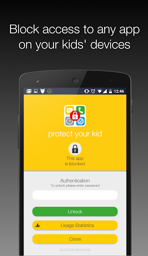 Protect Kid Parental Control Screenshot