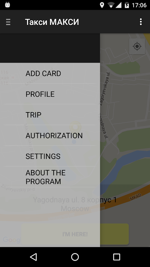 Taxi-MAXI- screenshot