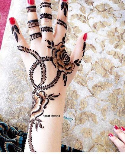 Unique Stylish & Fancy Mehndi Designs - Henna 2018 1.4 screenshots 1