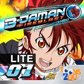 B-Daman Fireblast LITE