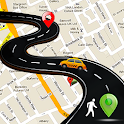 Free GPS Maps - Navigation and Place Finder icon