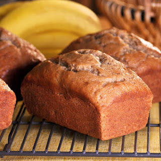 Apple Banana Bread.