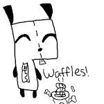 Gir wants wafffes!!!!!!!!!! (and so do i)