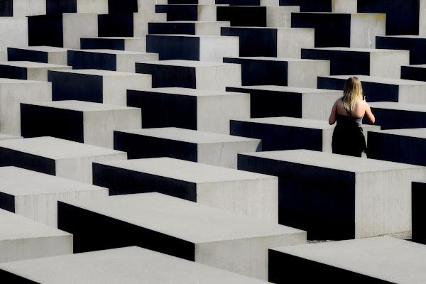 Labirinto di cemento di GVatterioni