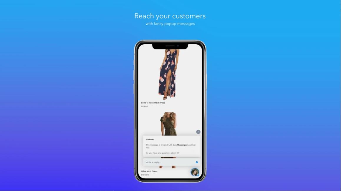 free Shopify live chat app