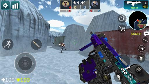 Strike team  - Counter Rivals Online 2.8 screenshots 9