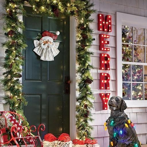 Baixar Outdoor Christmas Decorations para Android