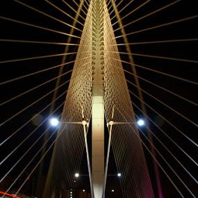 by Yoshida Fujiwara - Buildings & Architecture Bridges & Suspended Structures