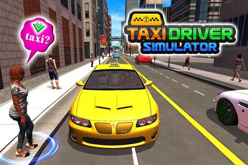 London Taxi Driver - Driving simulator Game 1.2 screenshots 1