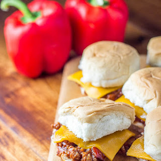 Slow-Cooker Turkey Sloppy Joe Sliders