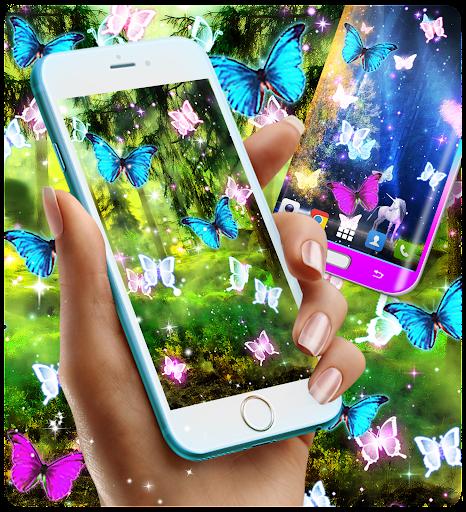 Magical Forest Live Wallpaper App Free Offline Download